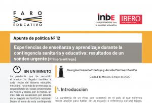 Apunte de política N°12