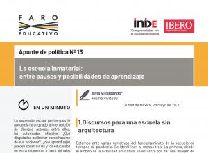 Apunte de política Nº13.